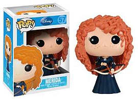 Disney Brave Merida POP Vinyl FigureFigurines