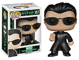 Matrix- Neo POP Vinyl Figure (157)Figurines