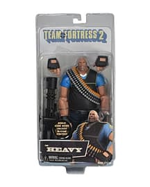 Team Fortress 2: The Heavy Blue FigureFigurines