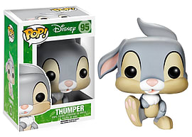 Disney- Thumper POP Vinyl Figure (#95)Figurines