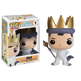 Where The Wild Things Are- Max POP Vinyl FigureFigurines