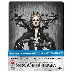Snow White and the Huntsman - Limited Edition Steelbook (Blu-ray + Digital Copy + UV Copy)Blu-ray