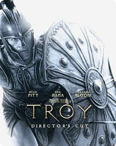 Troy - Premium Collection Steelbook (Blu-Ray + Ultraviolet Copy)Blu-ray