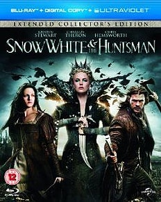 Snow White And The Huntsman (Blu-Ray + Digital Copy + Ultraviolet Copy)Blu-ray