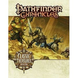 Classic Treasures Revisited: Pathfinder ChroniclesBooks