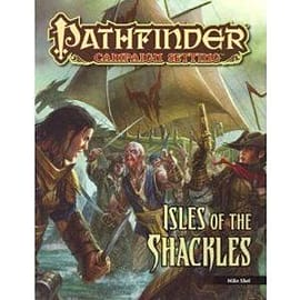 The Isles Of The Shackles: Pathfinder Campaign SettingBooks