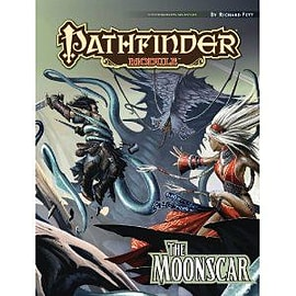 The Moonscar: Pathfinder ModuleBooks