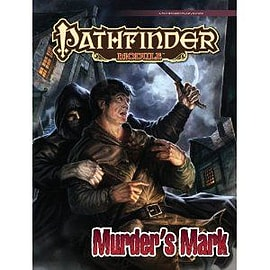 Murder's Mark: Pathfinder ModuleBooks