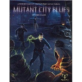 Mutant City BluesBooks