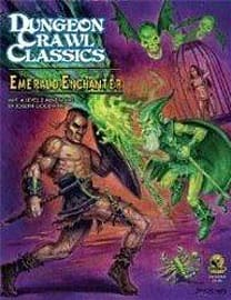 The Emerald Enchanter #69 Dungeon Crawl ClassicsBooks