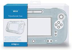 Bigben Polycarbonate Case Wii U