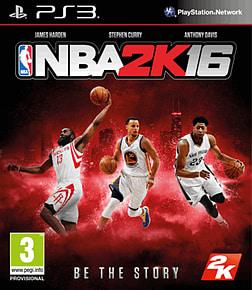 NBA 2K16 PlayStation 3