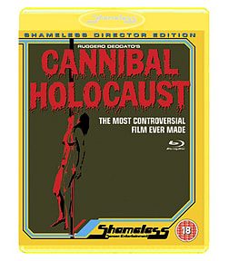 Cannibal Holocaust: Ruggero Deodato's New EditBlu-ray
