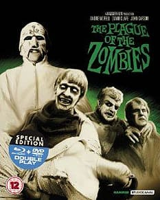 Plague Of The Zombies (Blu-Ray)Blu-ray
