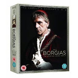 Borgias - Seasons 1 And 2 - Complete (blu-ray)Blu-ray