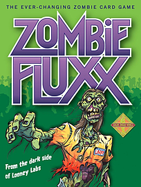 Zombie FluxxPuzzles and Board Games