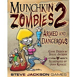 Munchkin Zombies 2 - Armed and DangerousPuzzles and Board Games