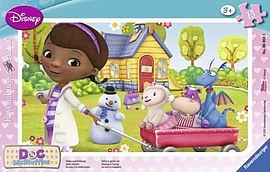 Doc Mcstuffins Framed Puzzle (15 Pieces)Puzzles and Board Games