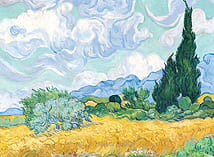 National Gallery - Vincent Van Gogh 2x500pc screen shot 1