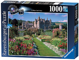 Photo Gallery 2 - Sir Walter Scott`s House, 1000pcPuzzles and Board Games