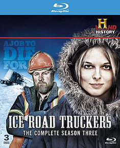 Ice Road Truckers: Season 3Blu-ray