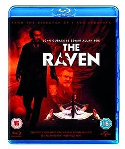 The RavenBlu-ray