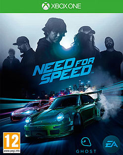 Need for SpeedXbox OneCover Art