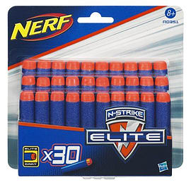 Nerf N-Strike Elite 30 Dart Refill PackFigurines