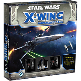 Star Wars X-Wing Miniatures GamePuzzles and Board Games