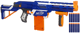 Nerf Nstrike Elite Retaliator screen shot 2