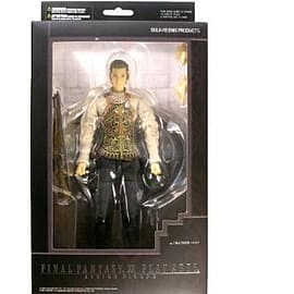 Final Fantasy XII Play Arts; BalthierFigurines