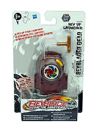 Beyblades Metal Fusion Battle Gears Game (Red)Figurines