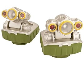 Uncle Milton National Geographic Expedition Shoe Lights (u16019)Figurines