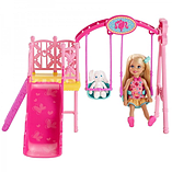 Barbie Chelsea Swing Set screen shot 4