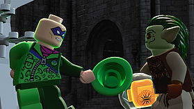 Lloyd (Gold Ninja) - LEGO Dimensions - LEGO Ninjago screen shot 3