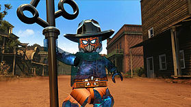 Lloyd (Gold Ninja) - LEGO Dimensions - LEGO Ninjago screen shot 4