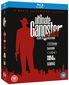 Ultimate Gangster CollectionBlu-ray