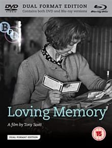 Loving MemoryBlu-ray
