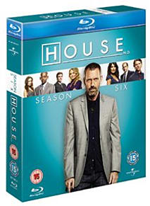 House: Season 6Blu-ray