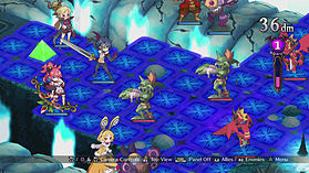 Disgaea 5: Alliance of Vengeance - Launch Day Edition screen shot 1
