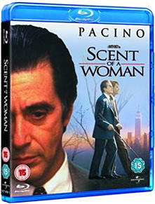 Scent of a WomanBlu-ray