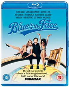 Blue in the FaceBlu-ray
