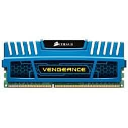 Corsair Vengeance 8gb Memory Kit (2x4gb) Pc3-12800 1600mhz Ddr3 Dimm (blue)PC