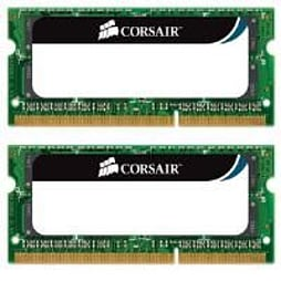 Corsair Mac Memory 8gb (2x4gb) Memory Kit Dual Channel Ddr3 Sodimm 1066mhz (2x204)PC