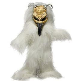 Living Dead Dolls Krampus (White and Tan)Figurines