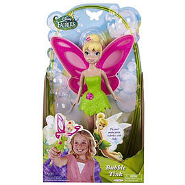 Disney Fairies Bubble TinkFigurines