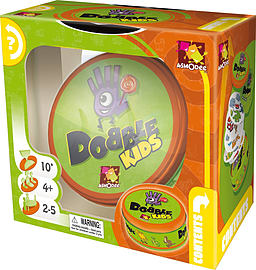 Dobble Kids Card GamePuzzles and Board Games