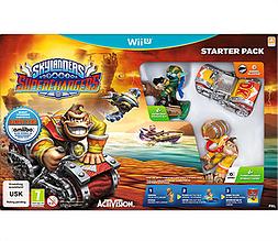 Skylanders SuperChargers Starter Pack for Wii-U