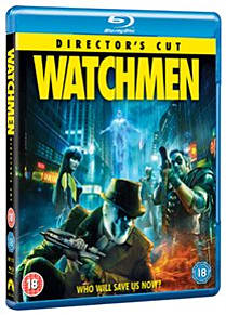 Watchmen: Director's Cut (1-Disc)Blu-ray
