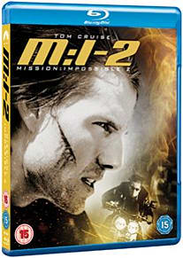 Mission Impossible 2Blu-ray